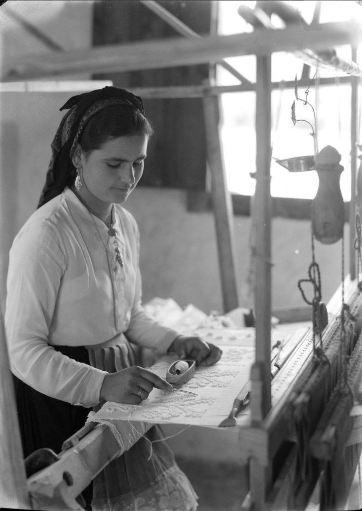 tissage portugais artisanal