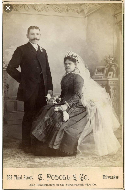Milwaukee Etats Unis vers 1890